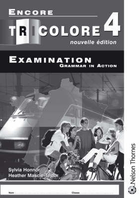 Encore Tricolore 4  - Examination Grammar in Action (BOK)