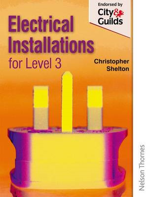 Electrical Installations for NVQ Level 3 (BOK)
