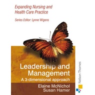 Expanding Nursing and Health Care Leadership and Management: A 3-dimensional Approach (BOK)