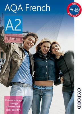 AQA A2 French Student Book (BOK)