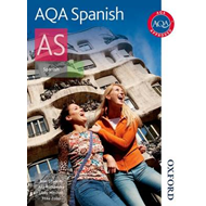 AQA AS Spanish Student Book (BOK)