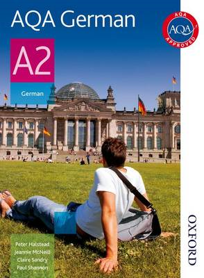 AQA A2 German Student Book (BOK)