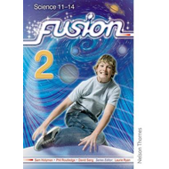 Fusion 2 Pupil Book: Science 11-14 (BOK)
