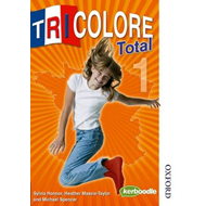 Tricolore Total 1 Student Book (BOK)