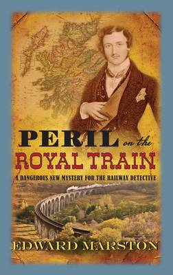 Peril on the Royal Train (BOK)
