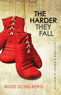 The Harder They Fall (BOK)