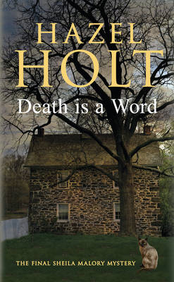 Death is a Word (BOK)