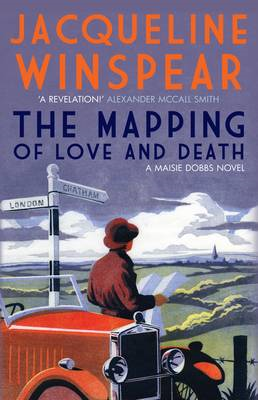 Mapping Of Love And Death (BOK)