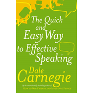 Quick And Easy Way To Effective Speaking (BOK)