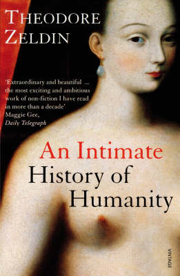 Intimate History Of Humanity (BOK)