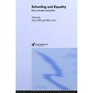 Schooling and Equality: Fact, Concept and Policy (BOK)
