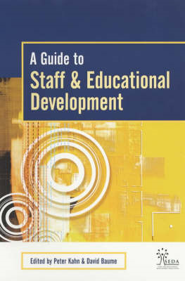 Guide to Staff & Educational Development (BOK)