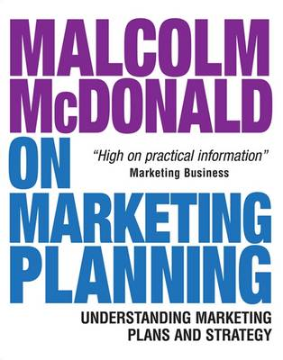 Malcolm McDonald on Marketing Planning (BOK)