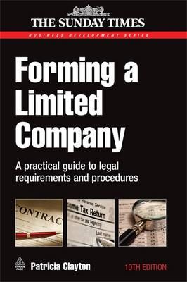 Forming a Limited Company: A Practical Guide to Legal Requirements and Procedures (BOK)