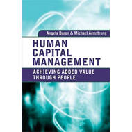Human Capital Management: Achieving Added Value Through People (BOK)