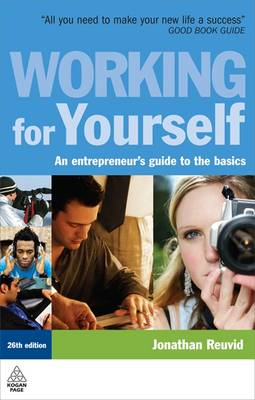 Working for Yourself: An Entrepreneur's Guide to the Basics (BOK)