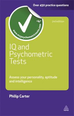 IQ and Psychometric Tests (BOK)