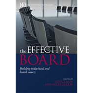 The Effective Board: Building Individual and Board Success (BOK)