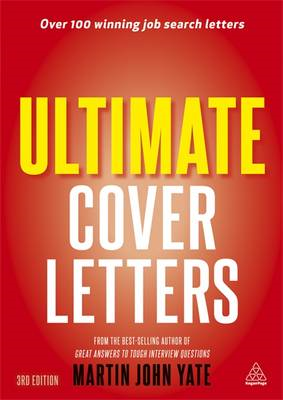 Ultimate Cover Letters (BOK)