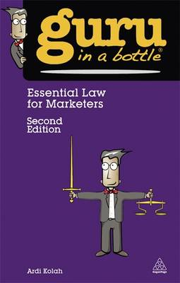 Essential Law for Marketers (BOK)