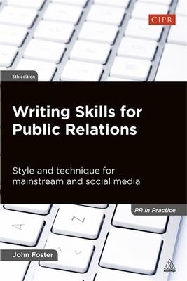Writing Skills for Public Relations (BOK)