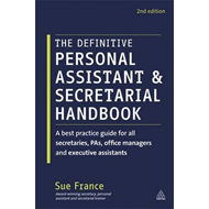 Definitive Personal Assistant & Secretarial Handbook (BOK)