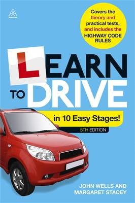 Learn to Drive in 10 Easy Stages (BOK)