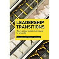 Leadership Transitions: How Business Leaders Take Charge in New Roles (BOK)