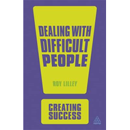 Dealing with Difficult People (BOK)