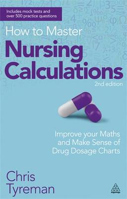 How to Master Nursing Calculations (BOK)