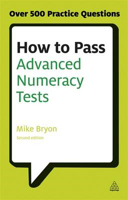 How to Pass Advanced Numeracy Tests (BOK)