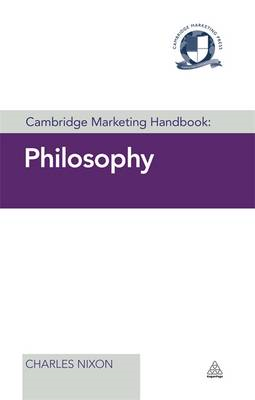 Cambridge Marketing Handbook: Philosophy (BOK)