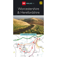 Worcestershire and Herefordshire (BOK)