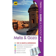 Malta and Gozo: AA Twinpacks (BOK)