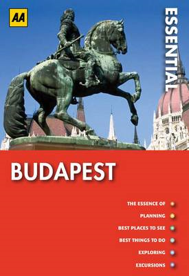 Budapest: AA Essential Guides (BOK)