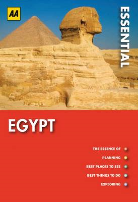 Egypt: AA Essential Guides (BOK)