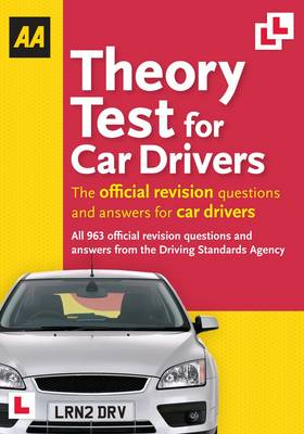 Theory Test for Car Drivers: AA Driving Test (BOK)