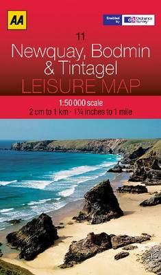 Newquay, Bodmin and Tintagel (BOK)