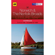 Norwich and The Norfolk Broads (BOK)