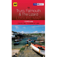 Truro, Falmouth and The Lizard (BOK)