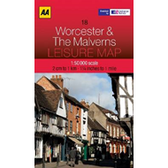 Worcester and The Malverns (BOK)