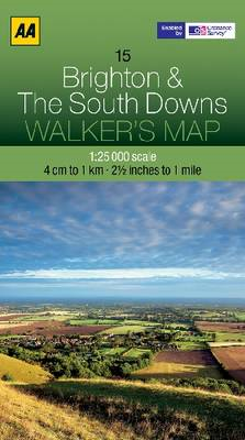 Brighton and The South Downs (BOK)