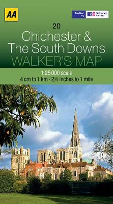Chichester and The South Downs (BOK)