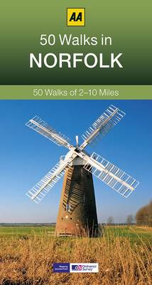 50 Walks in Norfolk (BOK)