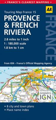 15. Provence & French Riviera (BOK)