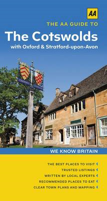 AA Guide to the Cotswolds with Oxford & Stratford-upon-Avon (BOK)
