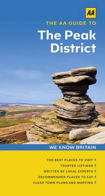 AA Guide to the Peak District (BOK)