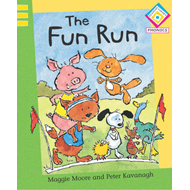 The Fun Run: Practising Phonemes of More Than One Letter and Simple Polysyllabic Words (BOK)