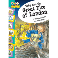 Hopscotch: Histories: Toby and The Great Fire Of London (BOK)