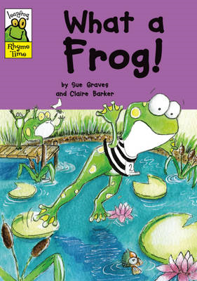 What a Frog! (BOK)